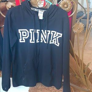 Large Victoria's Secret Pink hoodie